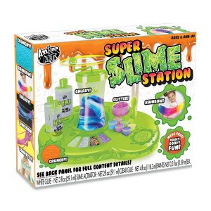 Art Super Slime Station Anker