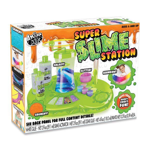 Art Super Slime Station Anker