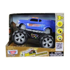 "5"" Lights and Sounds Monster Vehicle"