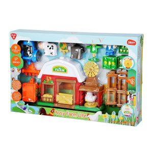 Busy Farm Life Playset Playgo