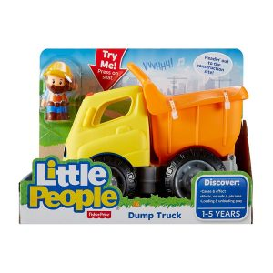 Little People Dump Truck by Fisher-Price