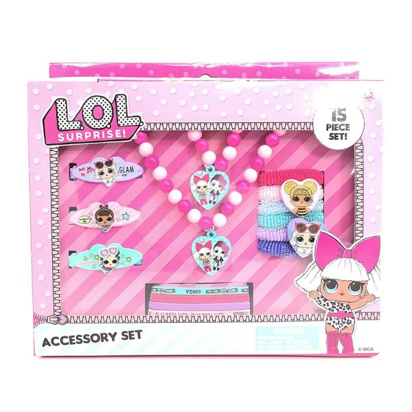 LOL Accessory Set 15 Pcs