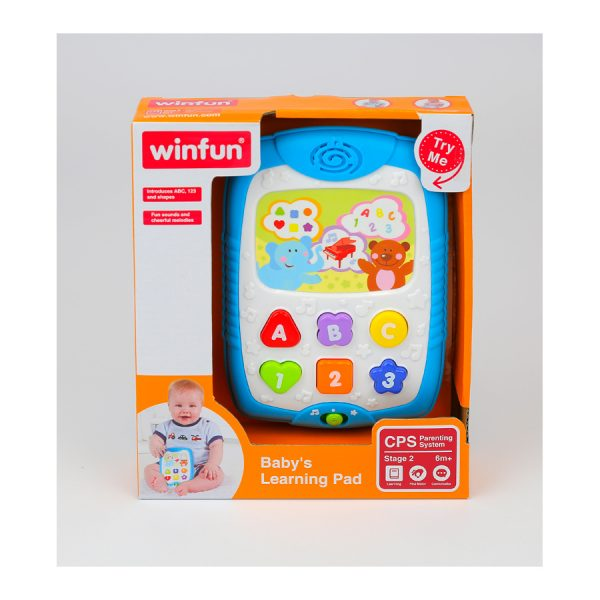Baby Learning Pad