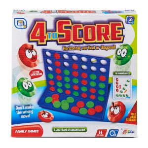 4 To Score Game