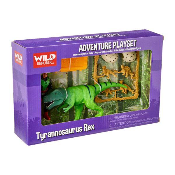T-Rex Adventure Play Set