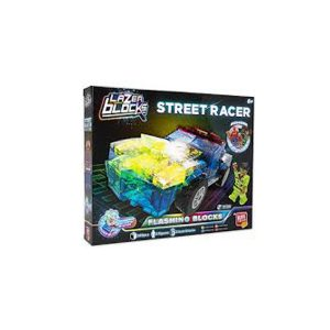 Block Tech Light Up Street Racer 2 Fig