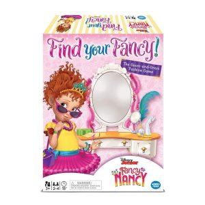 Fancy Nancy Fashion Game
