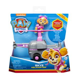 Paw Patrol Skye with Vechicle