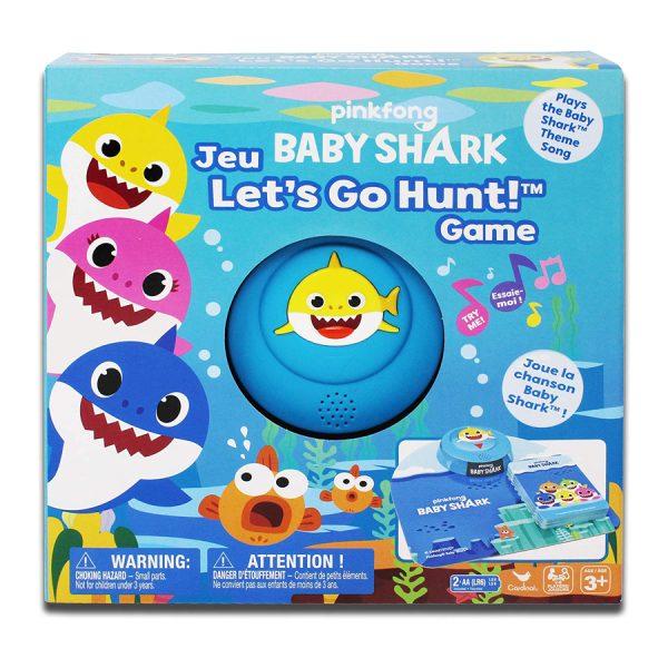 Baby Shark Hunt Game