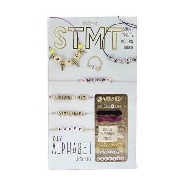 STMT Alphabet Jewelry