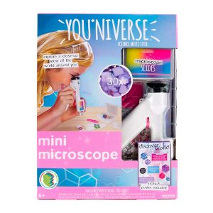 YOUniverse Mini Microscope