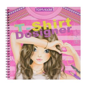 Tshirt Designer Sketch Book