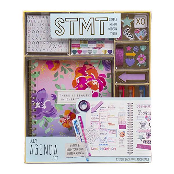 STMT Agenda Set