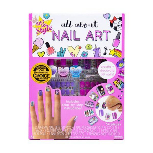 JMS All About Nail Art