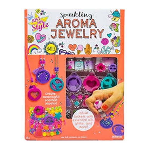 JMS Aromatherapy Jewelry