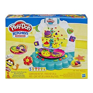 Playdoh Sprinkle Cookie Surprise