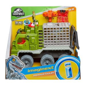 Imaginext Jurasic World Dino Hauler