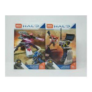 Mega Construx Halo Solo Mission Asst.