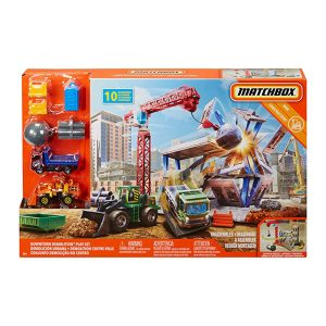 Matchbox Demolition Playset