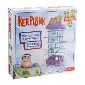 Toy Story Kerplunk Game