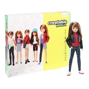Creatable World Doll Set
