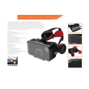 BLUETOOTH FX Virtual Headphone
