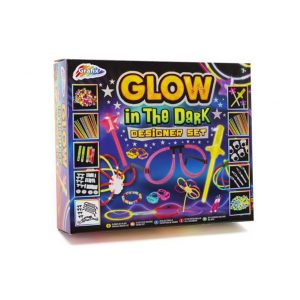 Glow in the Dark Designer Set