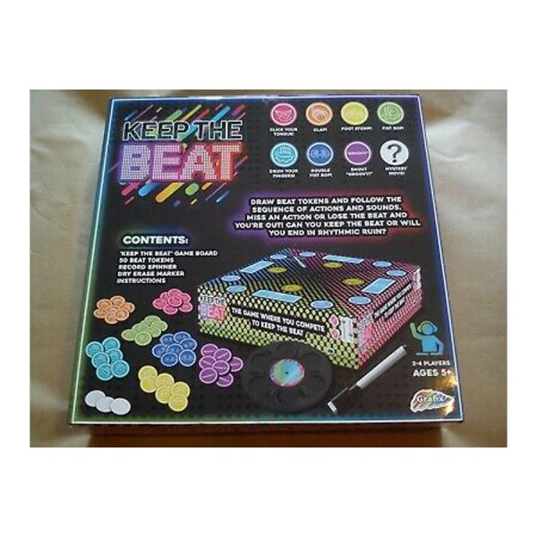 Keep the Beat Game