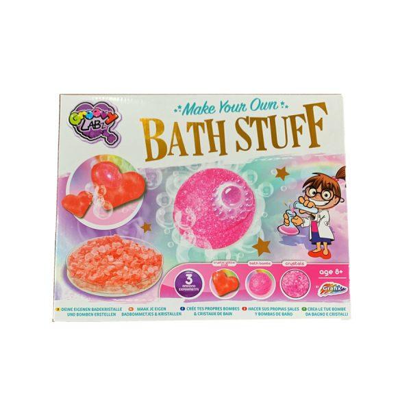 Make Your Own Bath Stuff