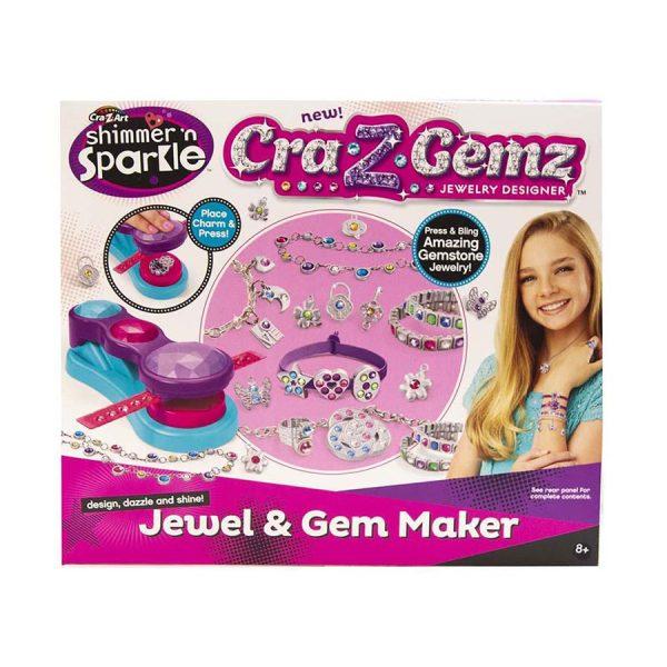 Cra Z Gems Jewel and Gem Maker
